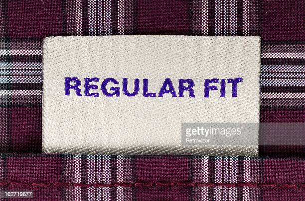 shirt label - garment stock pictures, royalty-free photos & images
