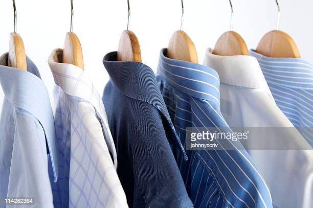 shirt rack... - all shirts stock pictures, royalty-free photos & images