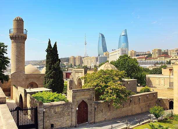 Baku, Azerbaijan Baku, Azerbaijan