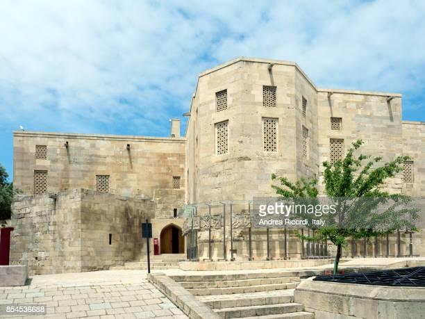 Shirvanshah's palace complex, Baku, Azerbaijan