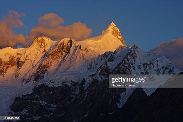 Shispare is one of the high peaks of the Batura Muztagh, which is the westernmost subrange of the Karakoram range. Shispare is notable for its...