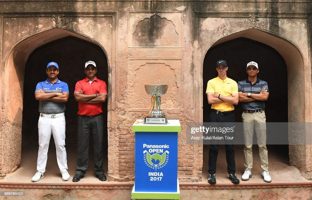 Panasonic Open India - Practice