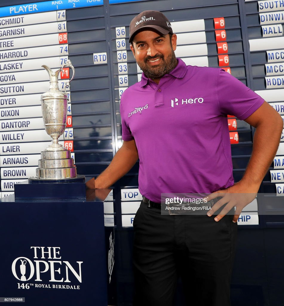 The Open Championship Final Qualifying - Woburn