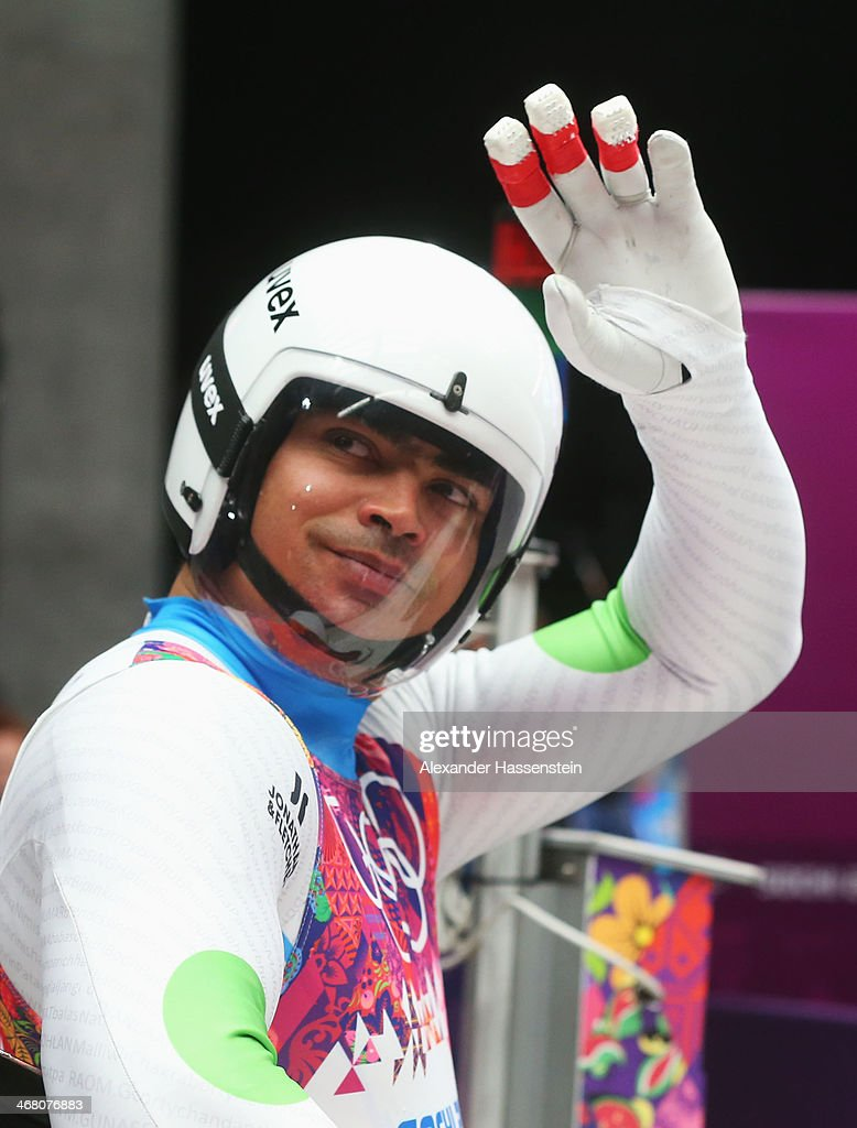Luge - Winter Olympics Day 2 : News Photo