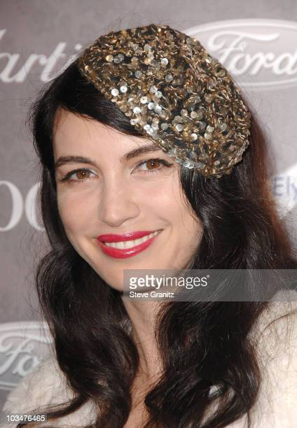 Shiva Rose arrives to The Art of Elysium 10th Anniversary Gala at Vibiana on January 12, 2008 in Los Angeles, California.