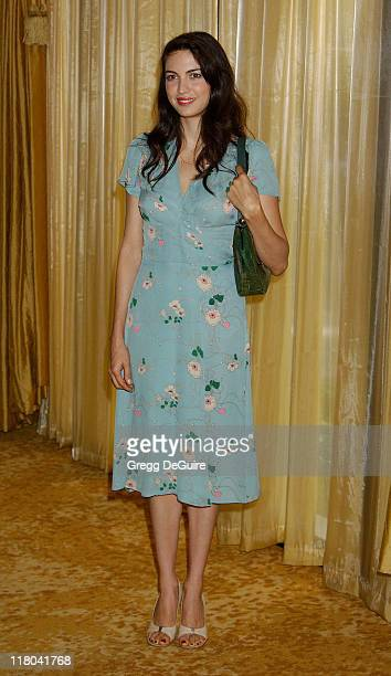 Shiva Rose during 5th Annual Lullabies & Luxuries Luncheon and Fashion Show Benefiting Caring for Children & Families With AIDS at Regent Beverly...