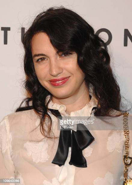 """Shiva Rose during Intuition and Shopintuition.com Host """"Get With It"""" - Red Carpet at Intuition in Los Angeles, California, United States."""