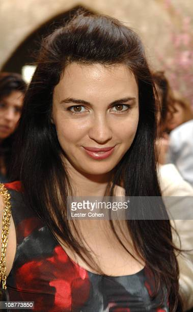 Shiva Rose during VDay and Glamour Honor Women in Conflict Zones Working For Peace at Campanile in Los Angeles California United States