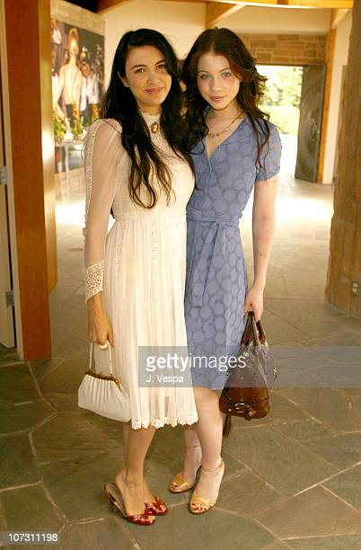 Shiva Rose McDermott and Michelle Trachtenberg *EXCLUSIVE*