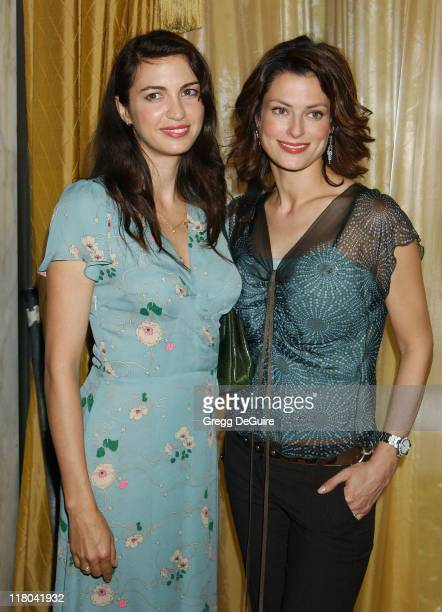 Shiva Rose Ryan Haddon during 5th Annual Lullabies Luxuries Luncheon and Fashion Show Benefiting Caring for Children Families With AIDS at Regent...