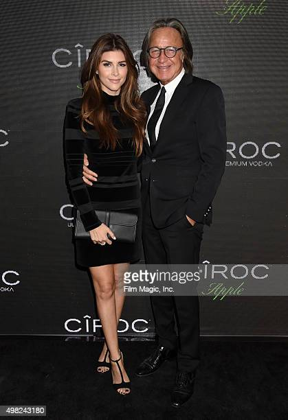 Shiva Safai and Mohamed Hadid attend Sean 'Diddy' Combs Exclusive Birthday Celebration Presented By CIROC Vodka on November 22 2015 in Beverly Hills...