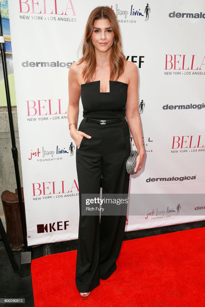 BELLA Los Angeles Summer Issue Cover Launch Party : News Photo