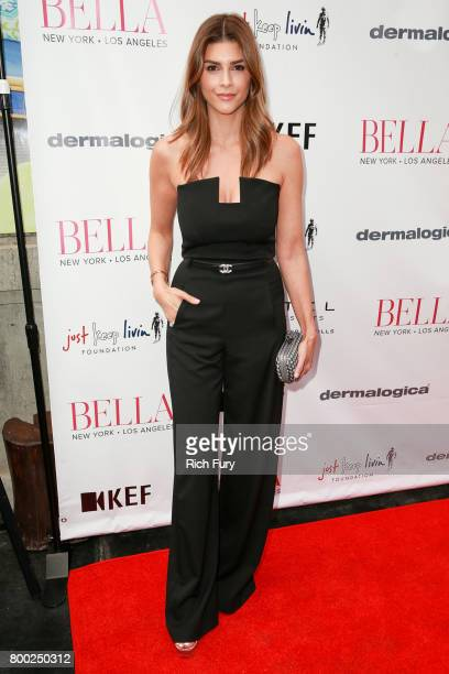Shiva Safai attends the BELLA Los Angeles Summer Issue Cover Launch Party at Sofitel Los Angeles At Beverly Hills on June 23 2017 in Los Angeles...
