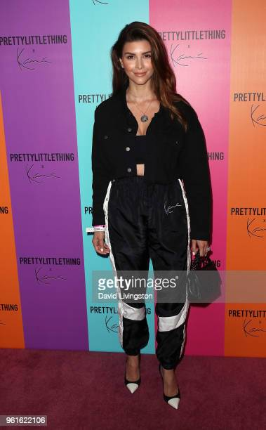 Shiva Safai attends the PrettyLittleThing x Karl Kani event at Nightingale Plaza on May 22 2018 in Los Angeles California