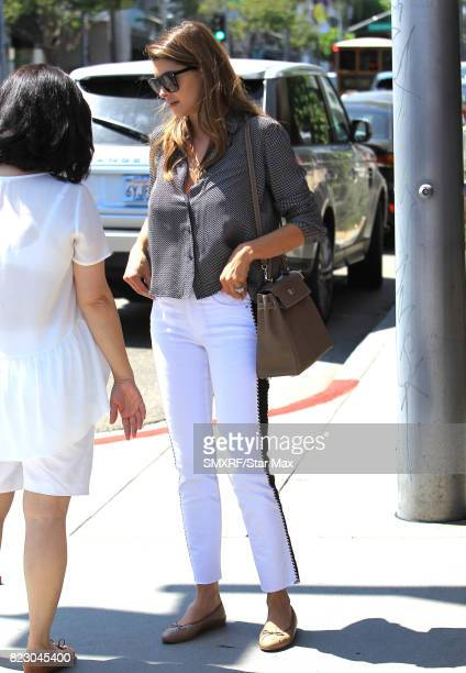 Shiva Safai is seen on July 25 2017 in Los Angeles California