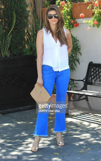 Shiva Safai is seen on June 26 2017 in Los Angeles California