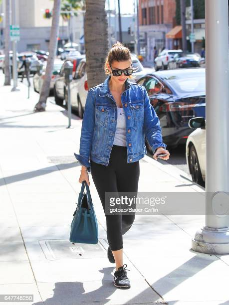 Shiva Safai is seen on March 03 2017 in Los Angeles California