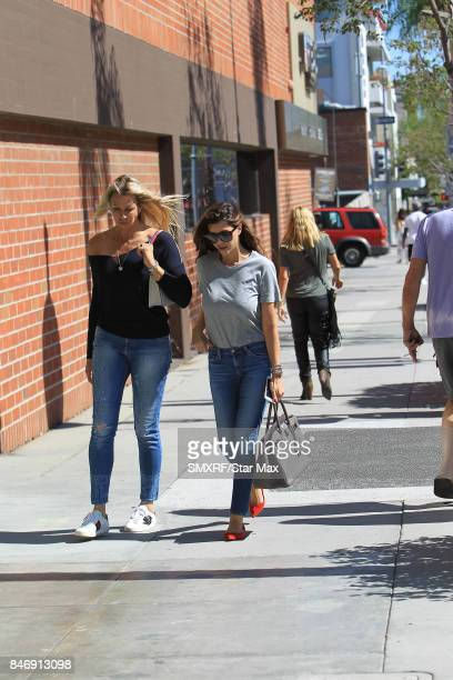 Shiva Safai is seen on September 13 2017 in Los Angeles California