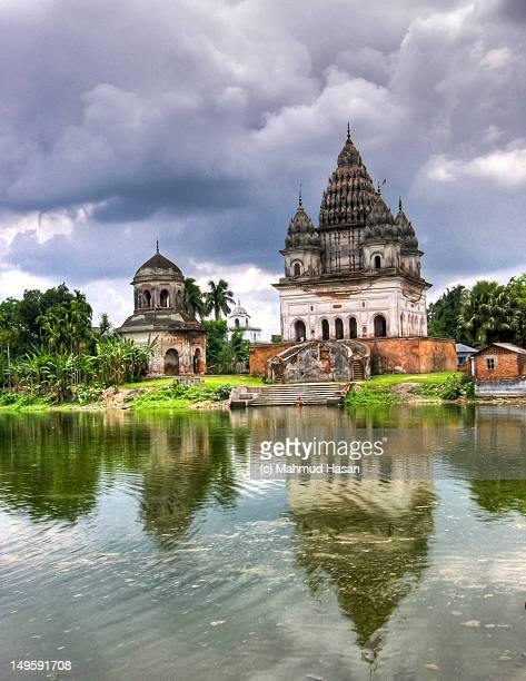 shiva temple - bangladeshi culture stock pictures, royalty-free photos & images