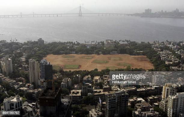 Shivaji Park in Dadar also known as the cradle of cricket wore a deserted look soon after the ICC World Cup final between India and Sri Lanka began...