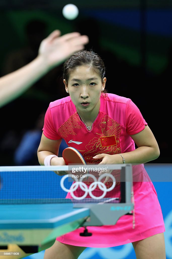 Table Tennis - Olympics: Day 7
