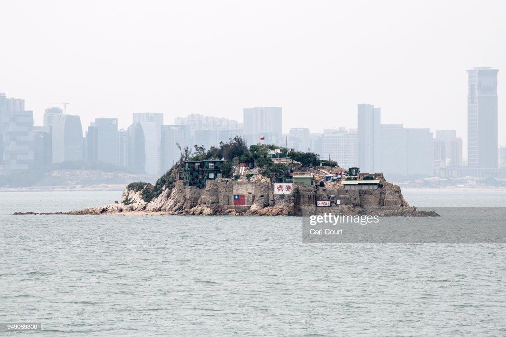 Taiwan's Frontline Islands : News Photo