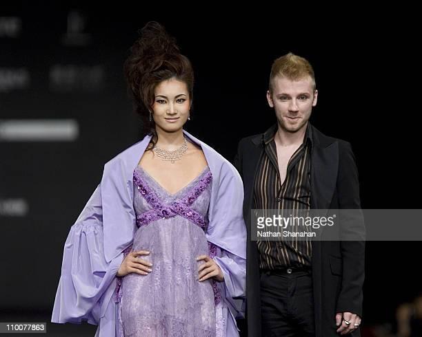 Shizuka Arakawa and Eymeric Francois