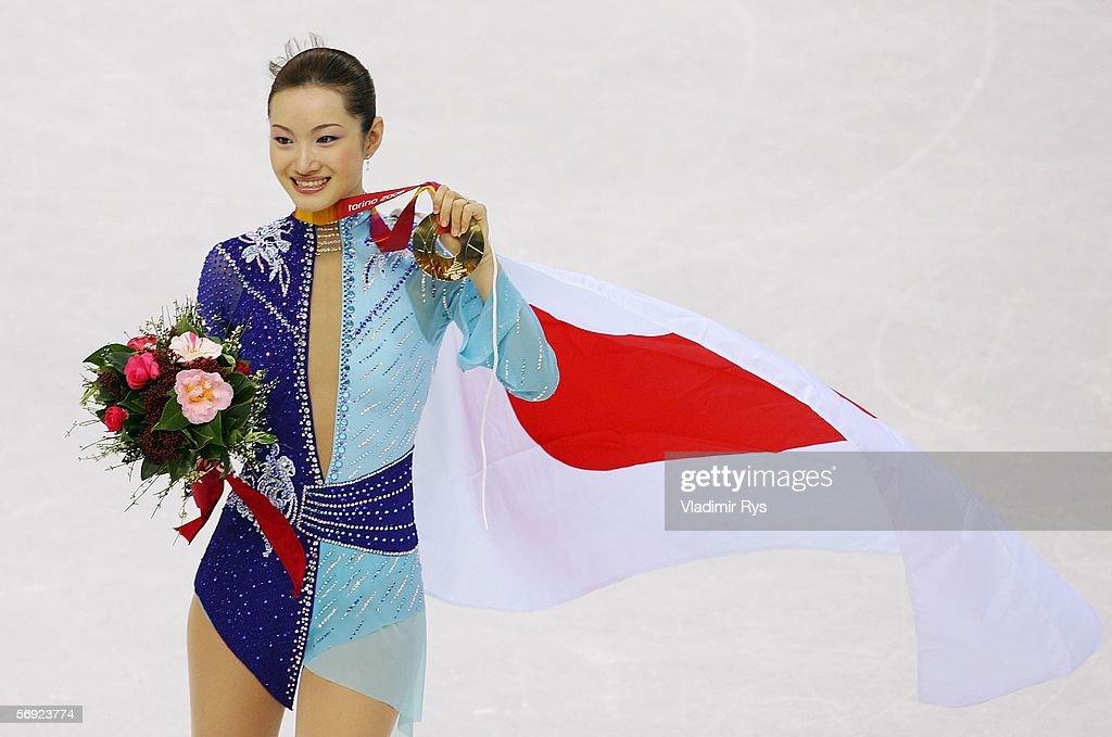 Olympics Day 13 - Ladies Figure Skating : ニュース写真