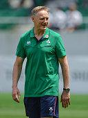 shizuoka japan ireland head coach joe