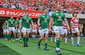 shizuoka japan ireland team led keith