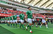 shizuoka japan ireland team led quinn