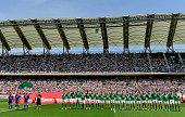 shizuoka japan ireland team line up