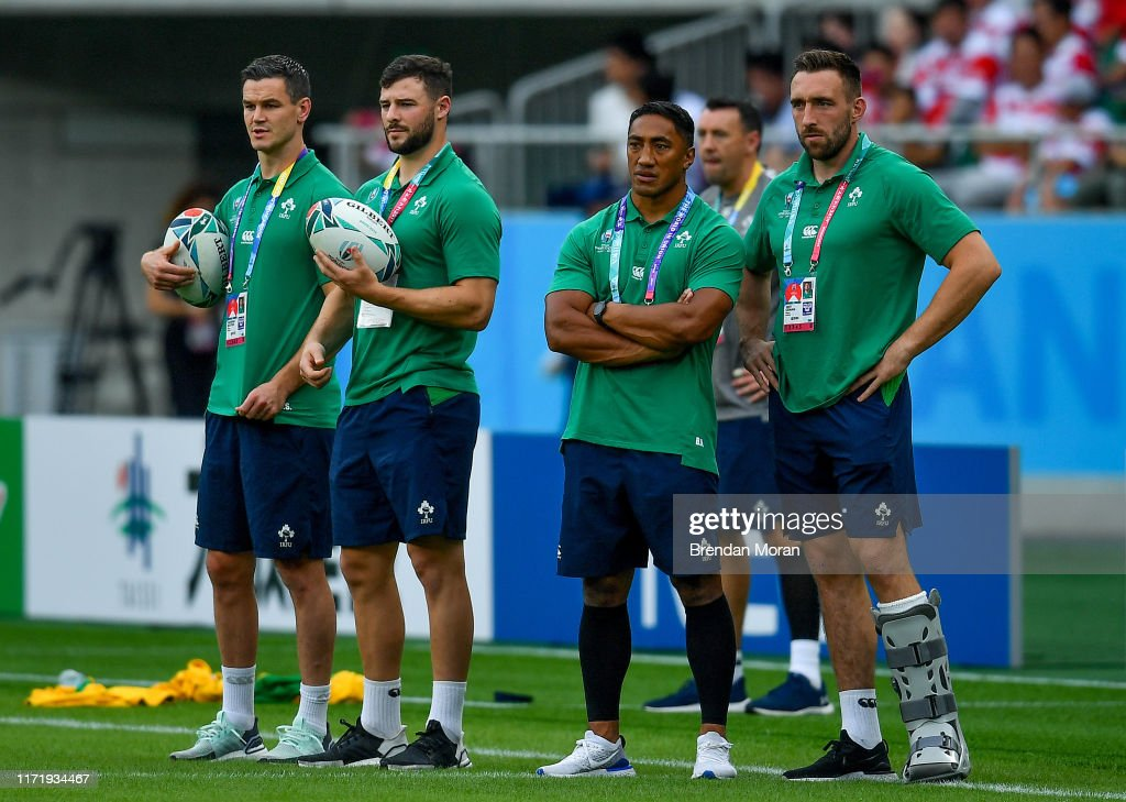 Japan v Ireland - 2019 Rugby World Cup Pool A : News Photo