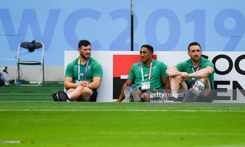 Japan v Ireland - 2019 Rugby World Cup Pool A : Fotografía de noticias