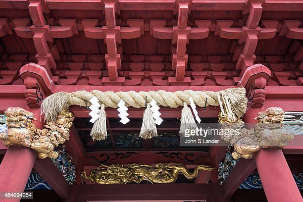 Shizuoka Sengen Jinja is made up of Kambe Sengen and Ohtoshimioya shrines as a collective Tokugawa Ieyasu sponsored the shrines reconstruction after...