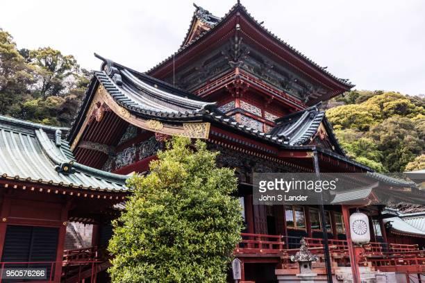 Shizuoka Sengen Shrine is a collective of three shinto shrines combined into one large shrine compound in Shizuoka City. The original smaller shrines...