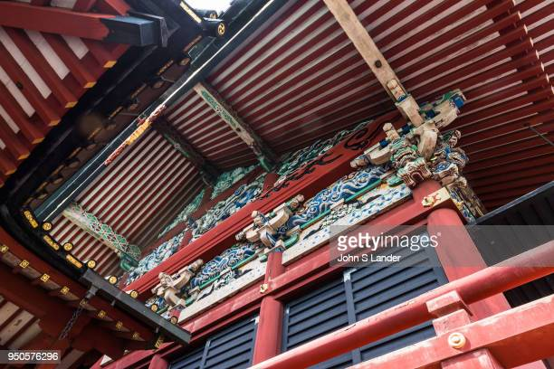 Shizuoka Sengen Shrine is a collective of three shinto shrines combined into one large shrine compound in Shizuoka City The original smaller shrines...