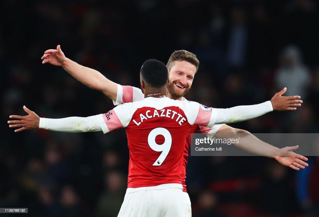 GBR: Arsenal FC v Newcastle United - Premier League