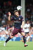 london england shkodran mustafi arsenal during