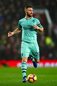 manchester england shkodran mustafi arsenal during