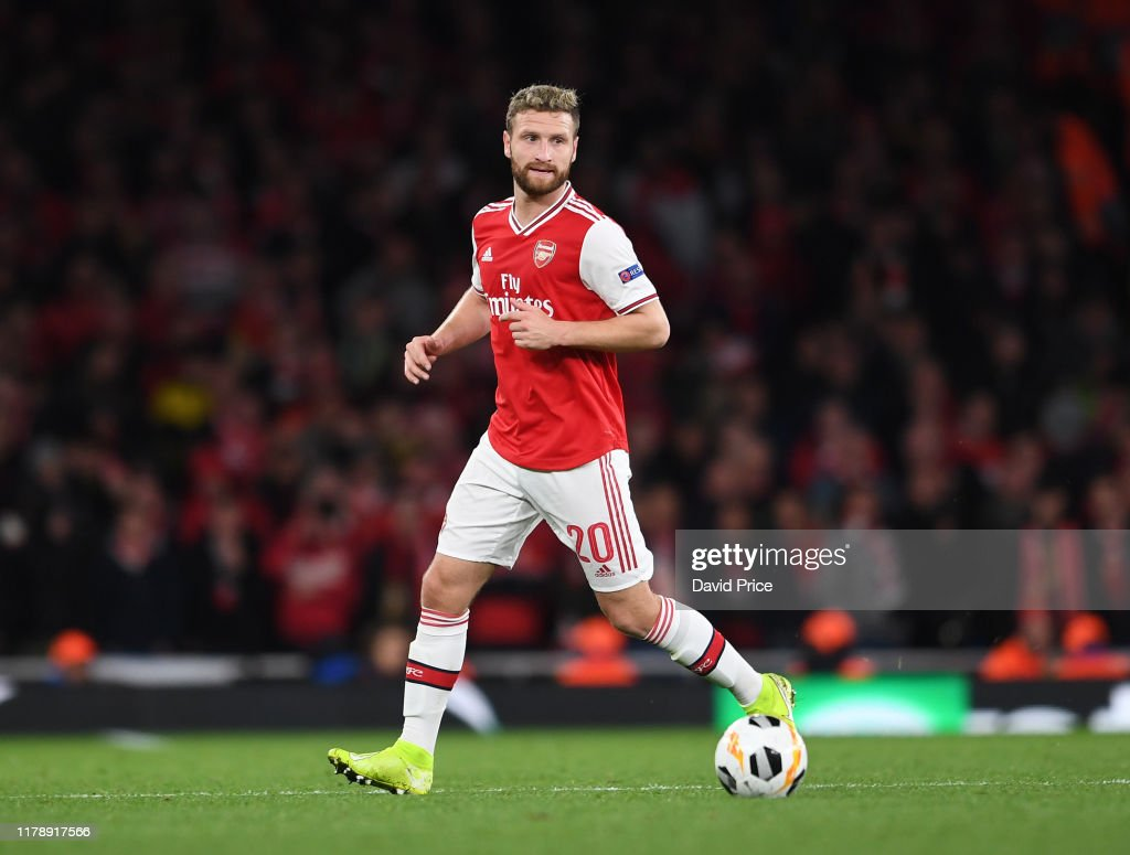 Arsenal FC v Standard Liege: Group F - UEFA Europa League : News Photo