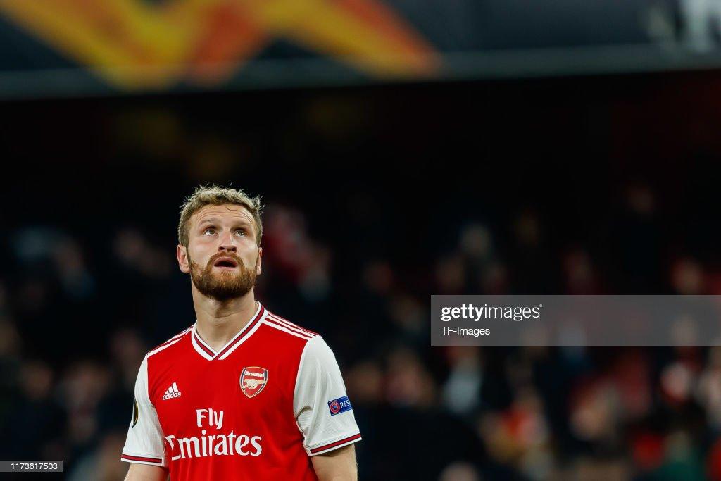 Arsenal FC v Standard Liege: Group F - UEFA Europa League : News Photo