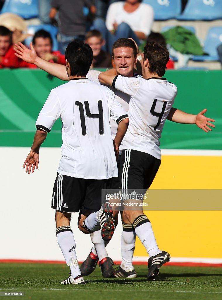 Germany v North Irland - U19 Euro Qualifier