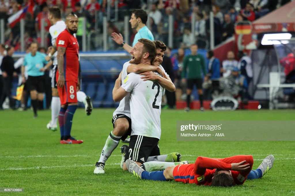 Chile v Germany: Final - FIFA Confederations Cup Russia 2017