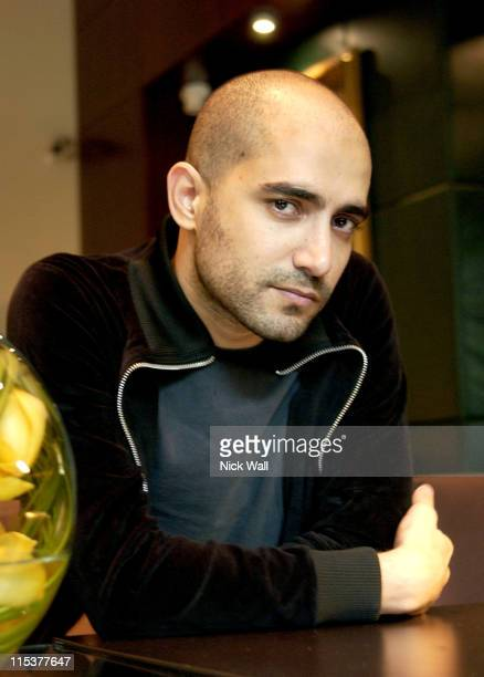 Shlomi Elkabetz director To Take a Wife during The Times BFI London Film Festival 2004 Filmmakers Breakfast at Sofitel Hotel in London Great Britain