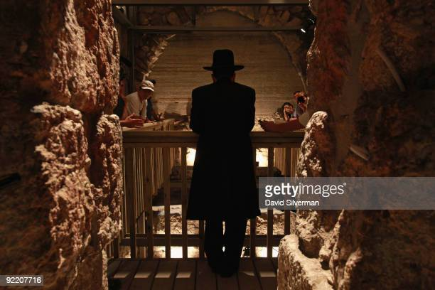 Shmuel Rabinovitch, Rabbi of the Western Wall, denies Palestinian claims that the Israeli Antiquities Authority is conducting digs underneath al-Aqsa...