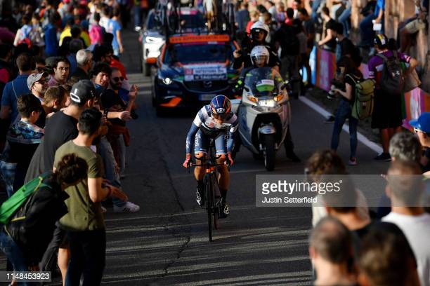 Sho Hatsuyama of Japan and Team Nippo Vini Fantini - Faizane / Public / Fans / Landscape / during the 102nd Giro d'Italia 2019, Stage 1 a 8km...