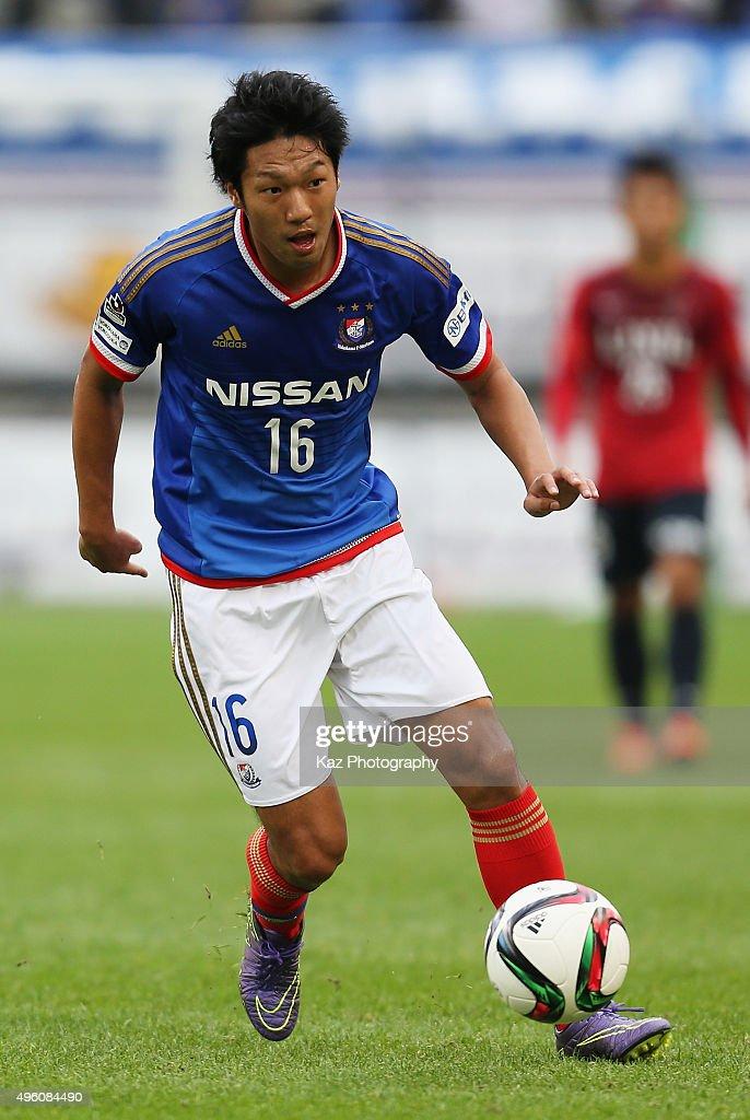 Kashima Antlers v Yokohama F.Marinos - J.League