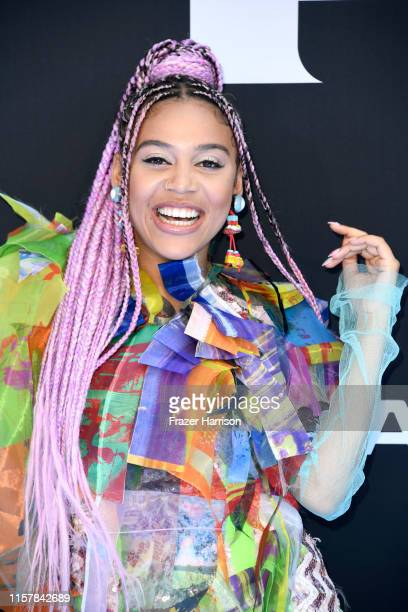 Sho Madjozi attends the 2019 BET Awards on June 23 2019 in Los Angeles California