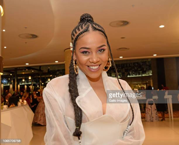 Sho Madjozi during the SA Style Awards on November 18 2018 in Johannesburg South Africa Mzansis most fashionable stars gathered at Sandton City's...